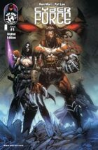Cyberforce Vol 3 #1