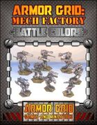 Armor Grid: Mech Factory - Battle Colors