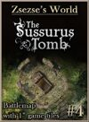 Battlemap - The Sussurus Tomb