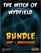 Witch of Wydfield Map+Adventure [BUNDLE]