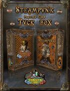 Tuck Box - Steampunk Playing Card