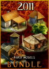 Paper Houses 2011 [BUNDLE]