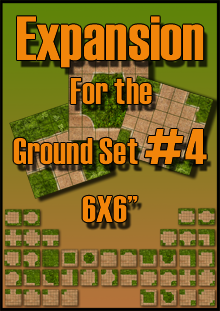 Expansion for the Ground set #4 on DriveThruRPG.com