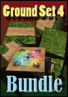 Ground set 4 - Gardens [BUNDLE]