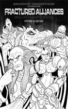 Fractured Alliances - Fall of the Aspis Guard Preview Ashcan - 2015