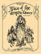 Palace of the Vampire Queen (Classic Reprint)