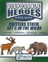 Disposable Heroes Critters Statix 1: In the Wilds