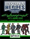 Disposable Heroes Cyberpunk Statix 1 (Anime 203X)