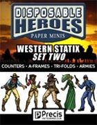 Disposable Heroes Western Statix 2