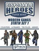 Disposable Heroes Modern Gangs Statix 1