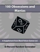 D-Percent - 100 Obsessions and Manias