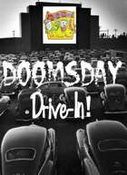 Doomsday Drive-in! - Rarr I'm A Pocket Game #9