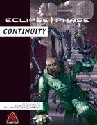 Eclipse Phase: Continuity (first edition)