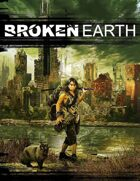 Broken Earth Poker Deck