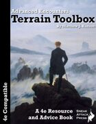 Advanced Encounters: Terrain Toolbox (4e)