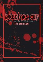 Directors Cut Survival Horror The Card Game Zombie Hospital