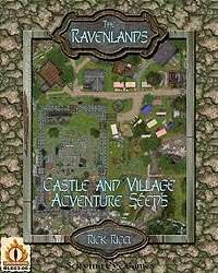 Adventure Seeds for Ravenlands 1 on DriveThruRPG.com