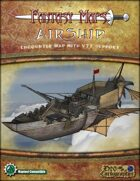 Fantasy Maps: Airship Map Pack