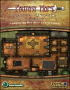 Fantasy Maps: Magical Research Facility Map Pack