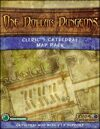 One Dollar Dungeon: Cleric's Cathedral Map Pack