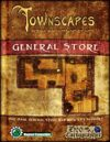 Townscapes: General Store Map