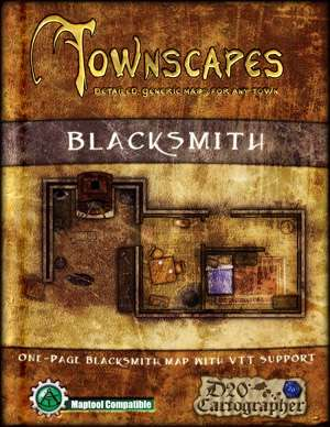 Townscape: Blacksmith