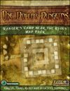 One Dollar Dungeon: Ranger's Camp near the Ruins Map Pack