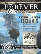 Forever Folio 4 (August Extended Summer Issue)