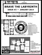 BTL003: Brave the Labyrinth - Issue #3 (PDF)