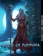 Drow of Porphyra - Nalbrezu, Devils in Disguise