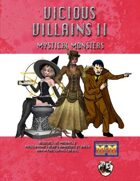 Vicious Villains II: Mystical Monsters
