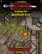 Jack Badashski's Awesome Adventures: Woodland Fort
