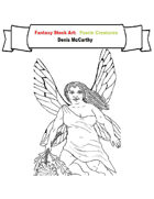 Fantasy Stock Art: Faerie Creatures