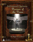 Advanced Options: Domains of the Divine