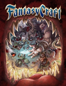 Fantasy Craft Second Printing Preview on DriveThruRPG.com