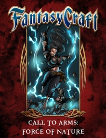 Call to Arms: Force of Nature on DriveThruRPG.com