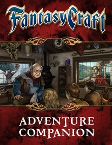 Adventure Companion on DriveThruRPG.com