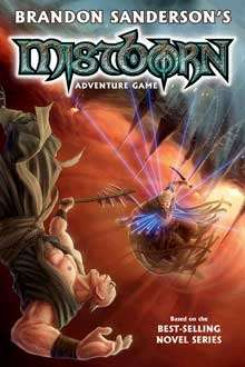 Mistborn Adventure Game Digital Edition