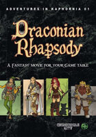 Draconian Rhapsody (Adventures in Kaphornia 01) (EPUB) buy download