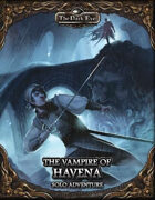 The Dark Eye - The Vampire of Havena