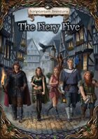 Novel: The Fiery Five