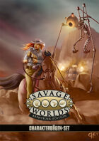 Savage Worlds Charakterbögen (PDF) als Download kaufen