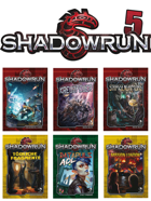 Sonderbundle GRT'18 Shadowrun [BUNDLE]