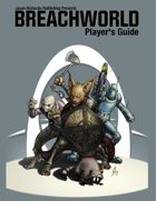 Breachworld Player's Guide - cover