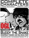 [d20] Complete Characters #10 - Buddy the Snake