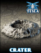 World War Tesla: Crater