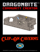 Clip-On Cavern Walls
