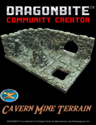 Cavern Mine Terrain