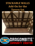 Stackable Tavern Walls