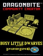 Busy Little Dwarves - Expo #3
